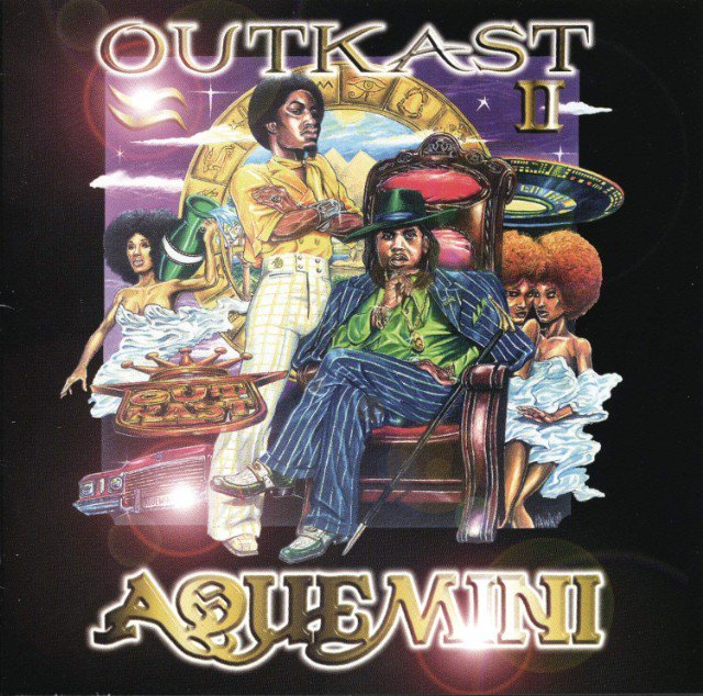 .@OutKast's 'Aquemini,' the greatest rap album ever made, turns 20; take a look back with us https://t.co/6jTNrQJNoN https://t.co/IuvG1init2
