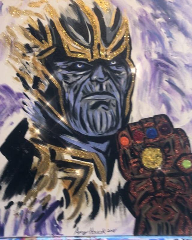 May your life have balance. #thanos #marvel #avengersinfinitywar #avengers https://t.co/7FVBkoWURC