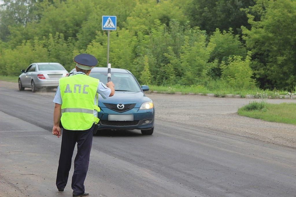 На Пасху курская ГИБДД усилит контроль за дорожным движением