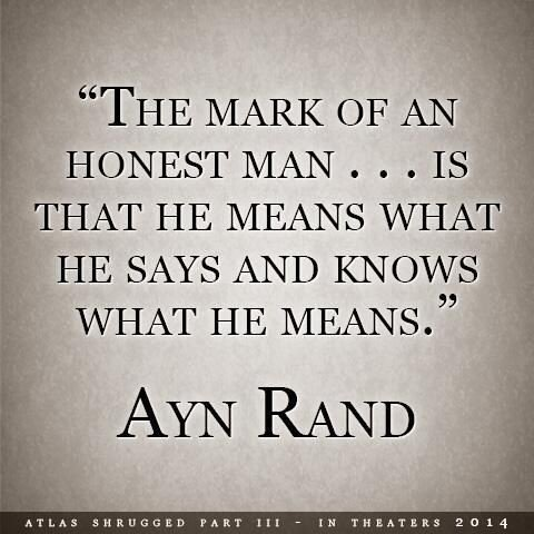Ndang Sugiharto On Twitter The Mark Of An Honest Man Quotes
