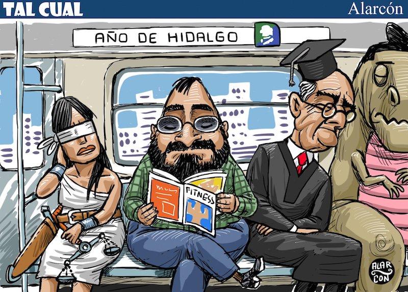 Año de Hidalgo - Alarcón