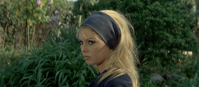 Brigitte Bardot was born on this day 84 years ago. Happy Birthday! What\s the movie? 5 min to answer!