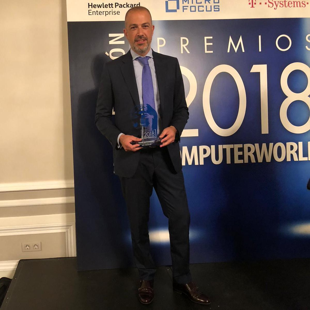 test Twitter Media - @ASPYPrevencion recibe el premio ComputerWorld a la Innovación en Servicios 2018. @ComputerworldES #TIC #transformacióndigital https://t.co/TYssMQE5wS https://t.co/TxzsjOUDHC