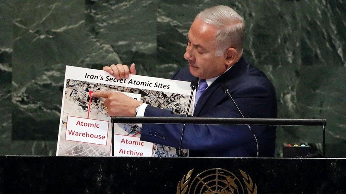 Нетаньяху опять поймали на лжи