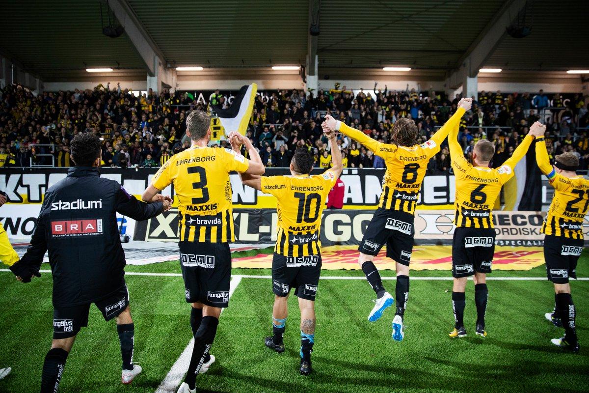 Швеция, Высшая лига: Норрчёпинг — Хеккен