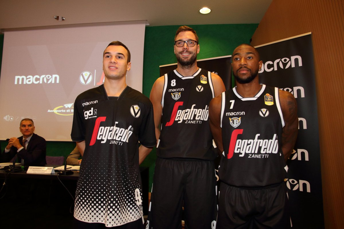 Macron On Twitter Macron And Virtusbo Have Chosen The Guglielmo Marconi Airport In Bologna To Present The New Kits For The 2018 2019 Season Workhardplayharder Shop Now Https T Co 7lfmtnknz3 Https T Co Kuab0e52hh