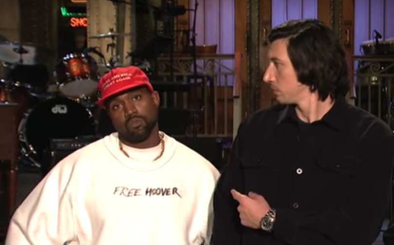 .@KanyeWest was booked on 'SNL' because @ArianaGrande dropped out https://t.co/ijnutBRGdV https://t.co/GJdMgrGTua