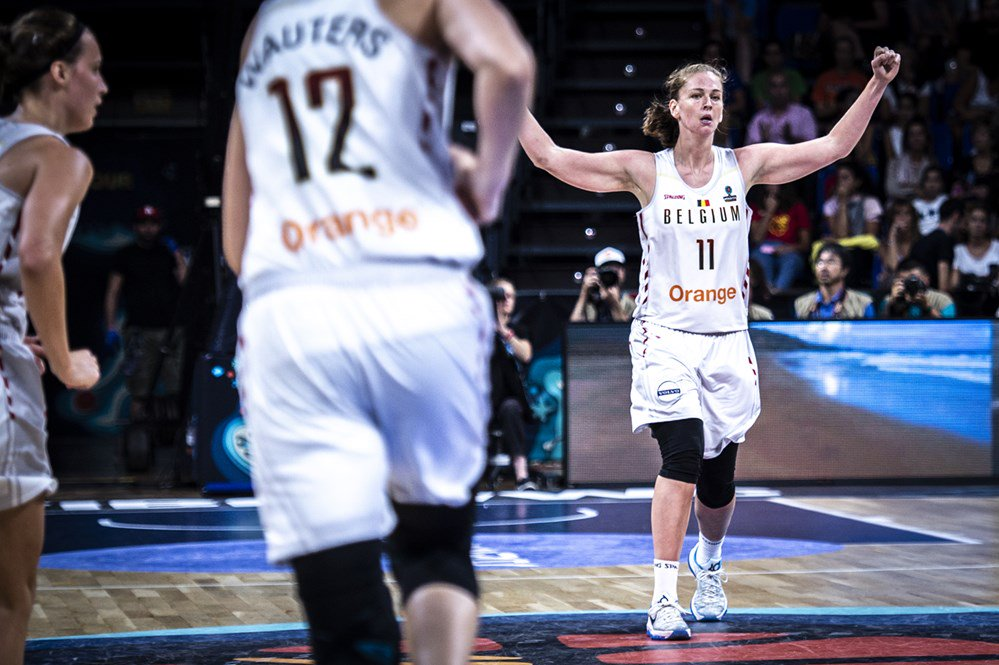 Return of the #MeesseMOOD  @TheBelgianCats are headed to the #FIBAWWC Semifinals vs. some familiar faces on @usabasketball! https://t.co/IAGBYdNvDn