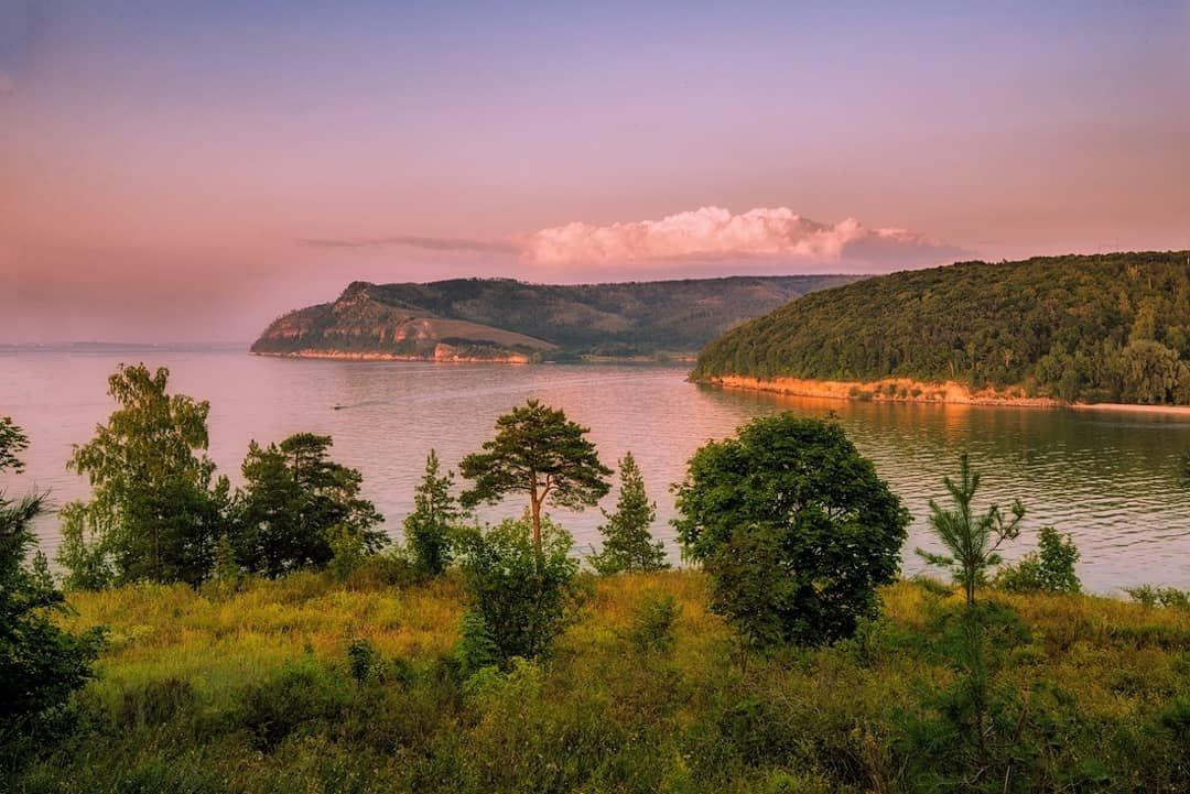 национальный парк самарская лука фото запел