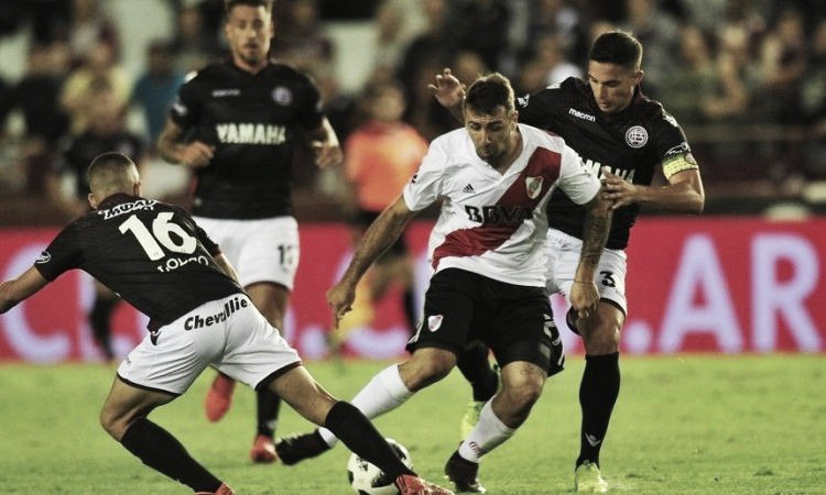 Superliga | Un entonado River visita a Lanús con equipo alternativo