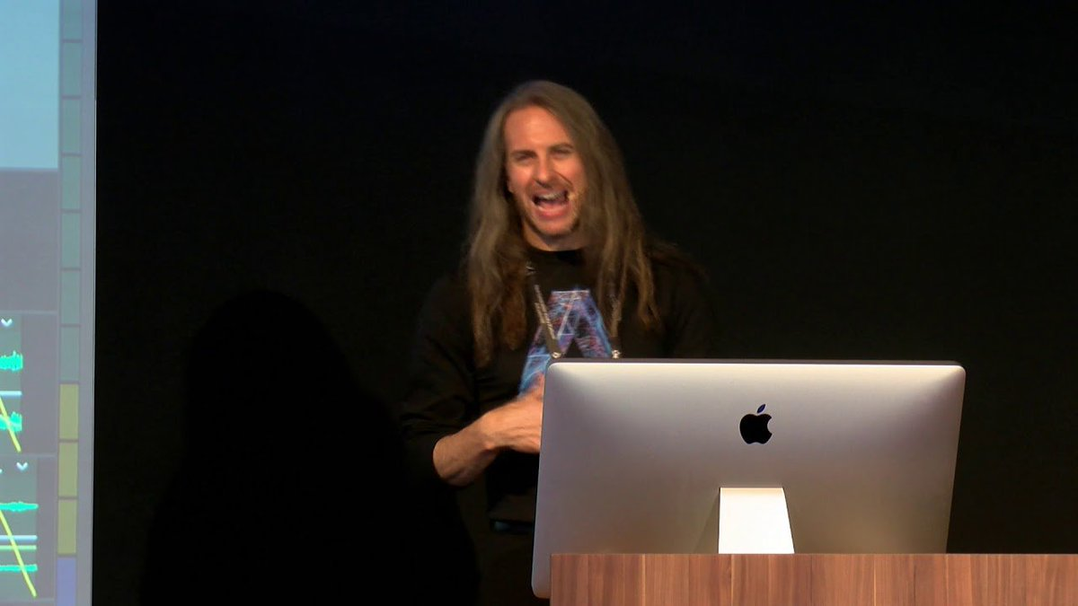 Jason Levine shows how audio tools within Audition and Premiere Pro are being developed for faster and more powerful workflows, including new features like Intelligent Audio Cleanup:  https:// adobe.ly/2NKLcae      #IBC2018 | #AdobeAudition | #AdobePremiere<br>http://pic.twitter.com/gI9CCTWM9O