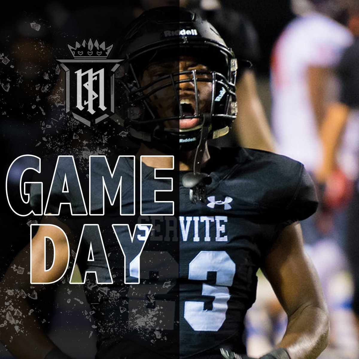 Servite Athletics On Twitter It S Game Day For Servitefootball As