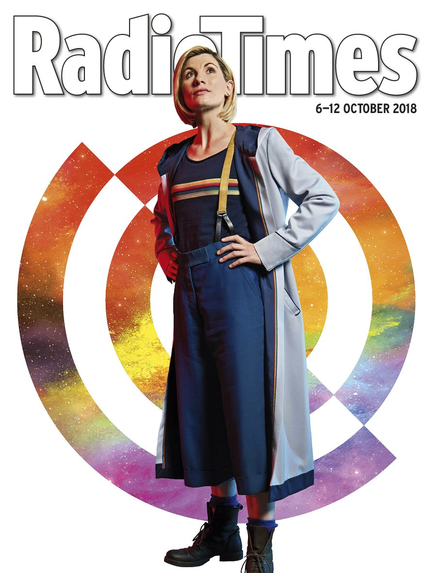 Doctor Who Radio Times. 2003 to present day. DoMazvnWkAAmarP