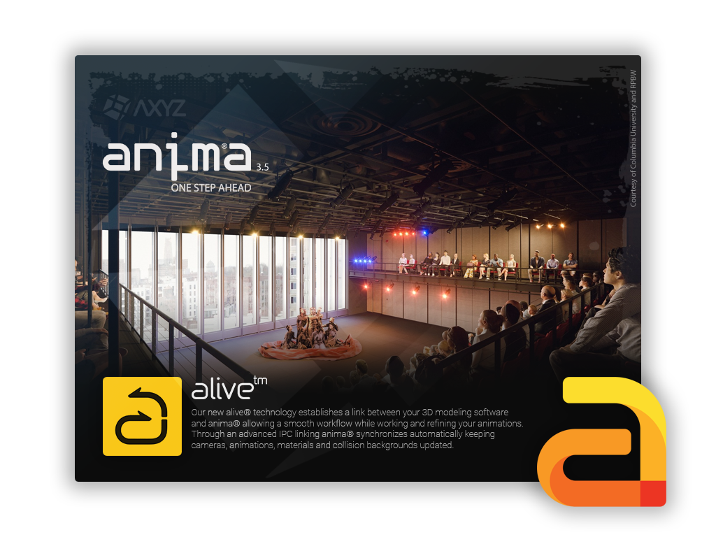 """4D Max Cinema cgpress on twitter: """"anima 3.5 is out now with a live link"""