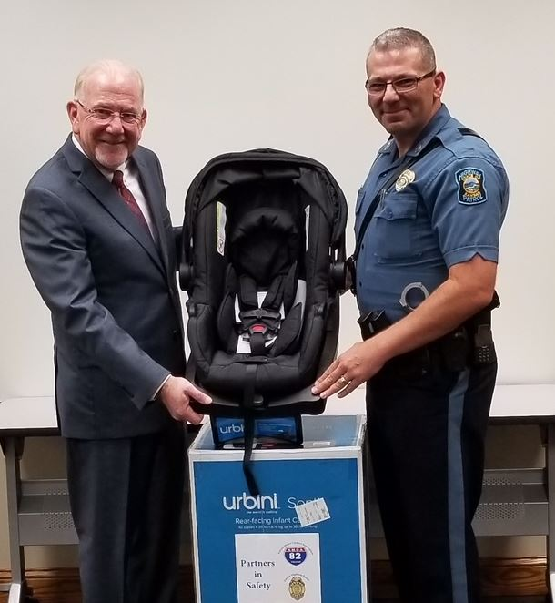 Years Of Car Seat Donations To KHP Which Helps Us Keep Kansas Kids Safe On The Roads Thank You So Much For Your Continued Partnershippictwitter