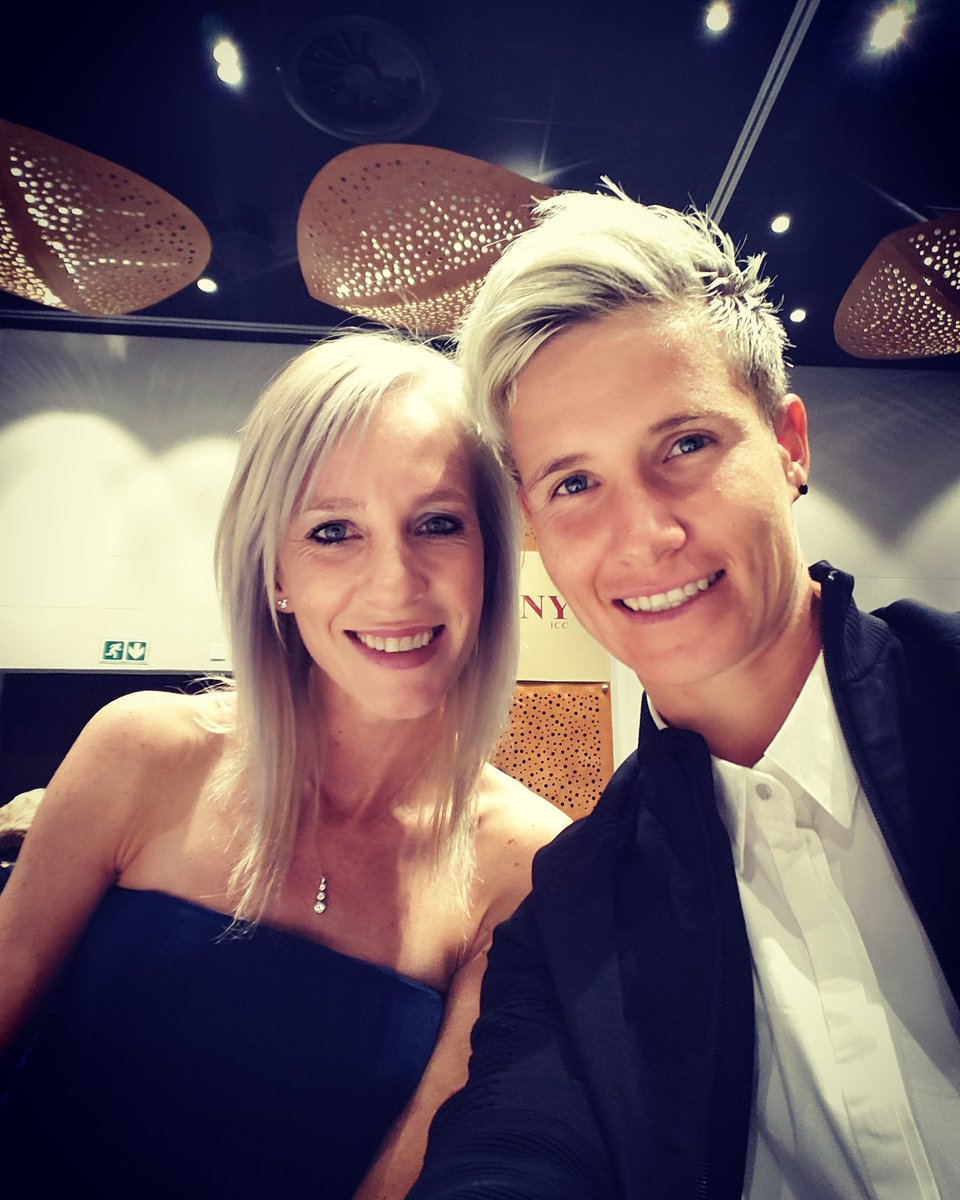 Image result for Janine Van Wyk and wife