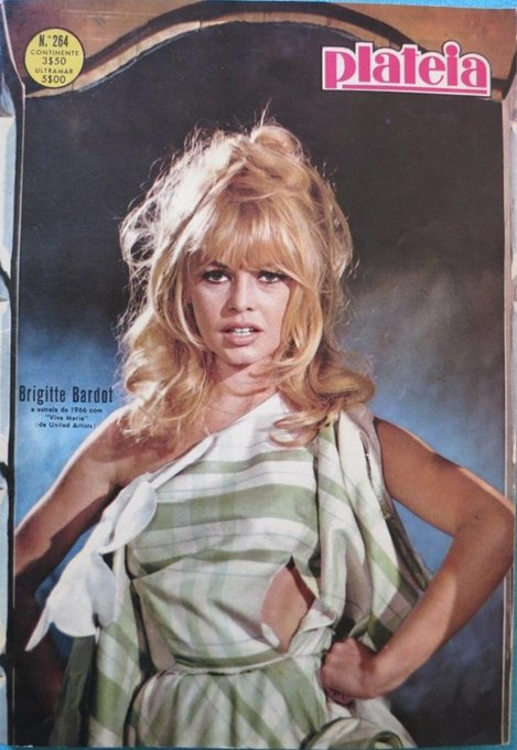 HAPPY BIRTHDAY Brigitte Bardot.