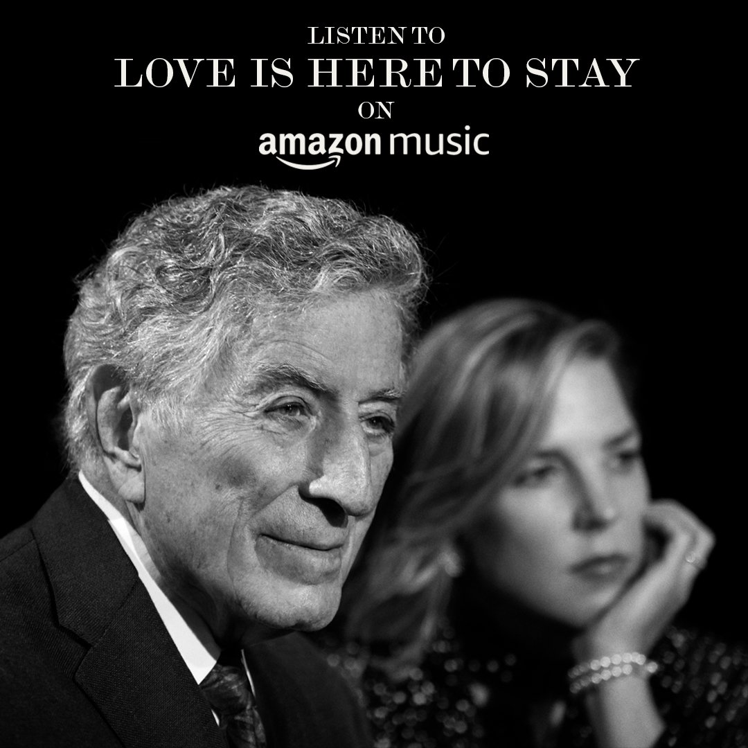 Reloaded twaddle – RT @itstonybennett: #LoveIsHereToStay, my duets album with @DianaKrall, is avail...
