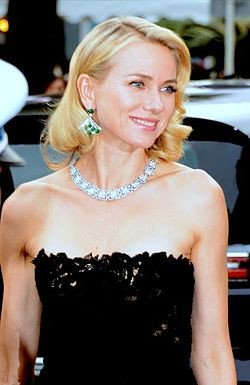 Hoy cumple 50 añitos Naomi Watts. Una actriz que me encanta  ¡Happy Birthday!