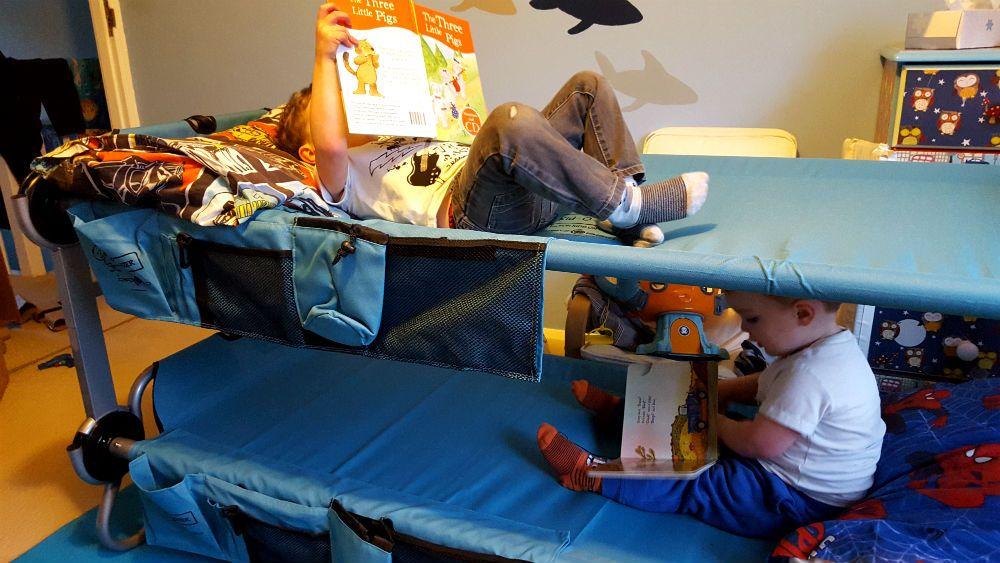 Kid O Bunk Portable Beds