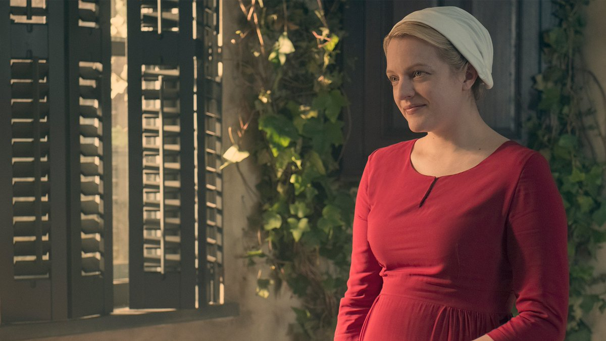 #TheHandmaidsTale is an @enews #PCAs finalist for #TheDramaShow of 2018. Vote by retweeting this post. 🔥