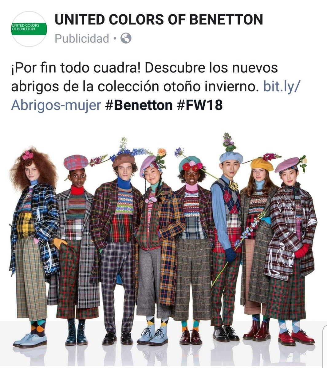 Pensado ¿tú Benetton Lo Bien Te Tuitiritero On Has Twitter tpwqxUz0