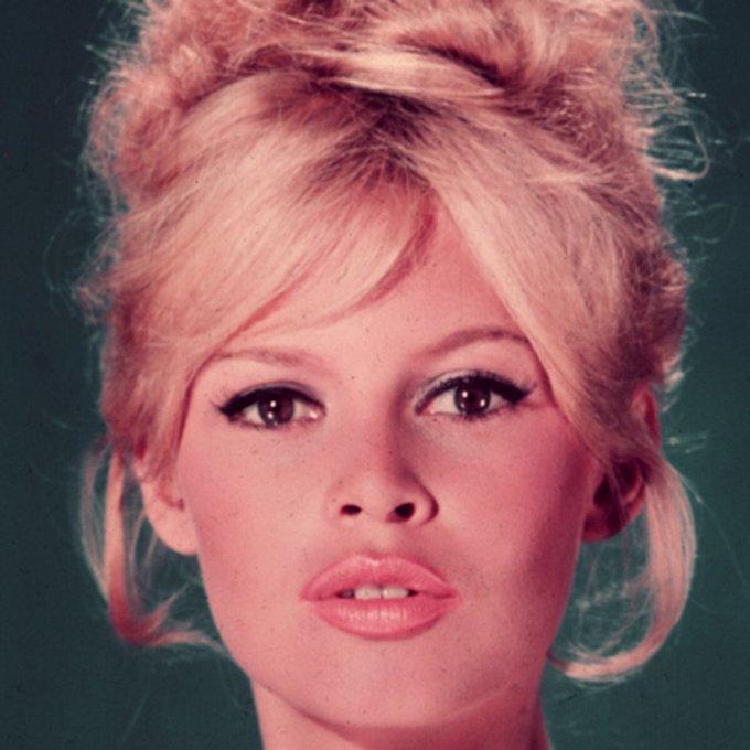 Happy 84th birthday Brigitte Bardot. I think she s absolutely gorgeous