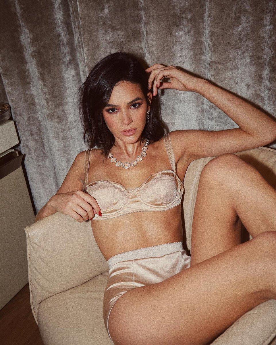 Repost from Bruna Marquezine wearing Dolce&Gabbana.  #DGCelebs #DGWomen