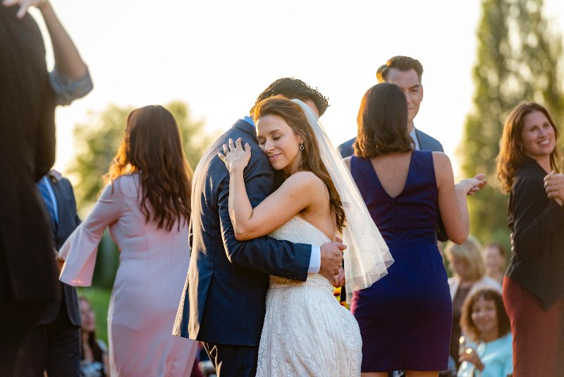 Someones walking down the aisle to Marry Me this weekend 😉 catch @IamLaceyChabert & @Brennan_Elliott in #AOMHTheWedding tomorrow @ 9pm ET/PT on @hallmarkchannel 👰🤵