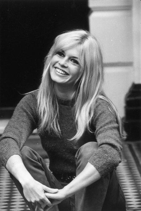Happy Birthday to Brigitte Bardot! She turns 84 today.