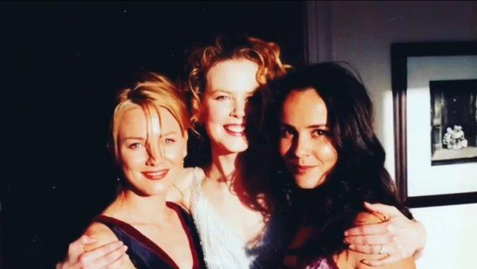 Old photographs of Nicole Kidman, Rebecca Rigg & Naomi Watts via Ben Watts on instagram. Happy Birthday, Naomi!