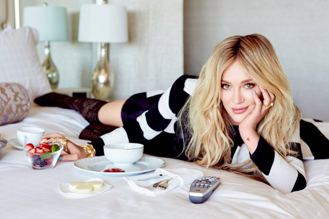 Wishing a very Happy Birthday to Hilary Duff. She turns 31 today!