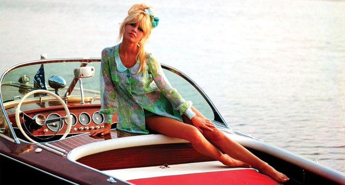 Happy birthday, Brigitte Bardot!