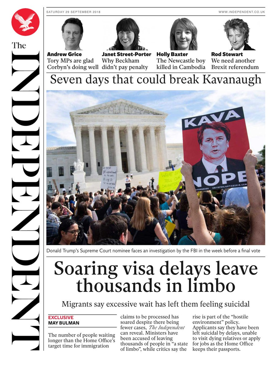 The Independent on Twitter: