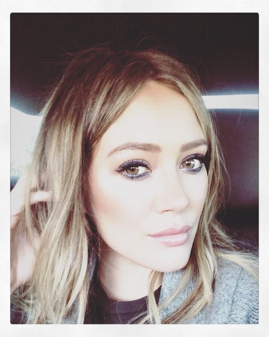 Today was the birthday of one my favorite singers and persons Hilary Duff Happy birthday Hilary