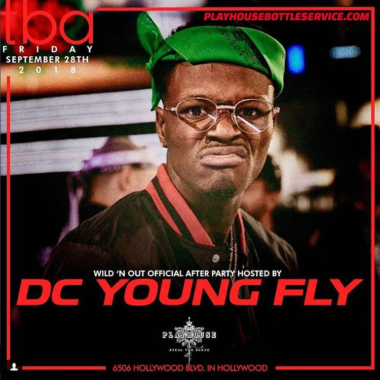 337101c960b2f1  TBAFRIDAY welcomes  DCYOUNGFLY with  nickcannon  JustinaMusic and  WildNOut  crew with L.A s favorite Real 92.3 DJ  djcarisma  Tonight  Sept28th ...