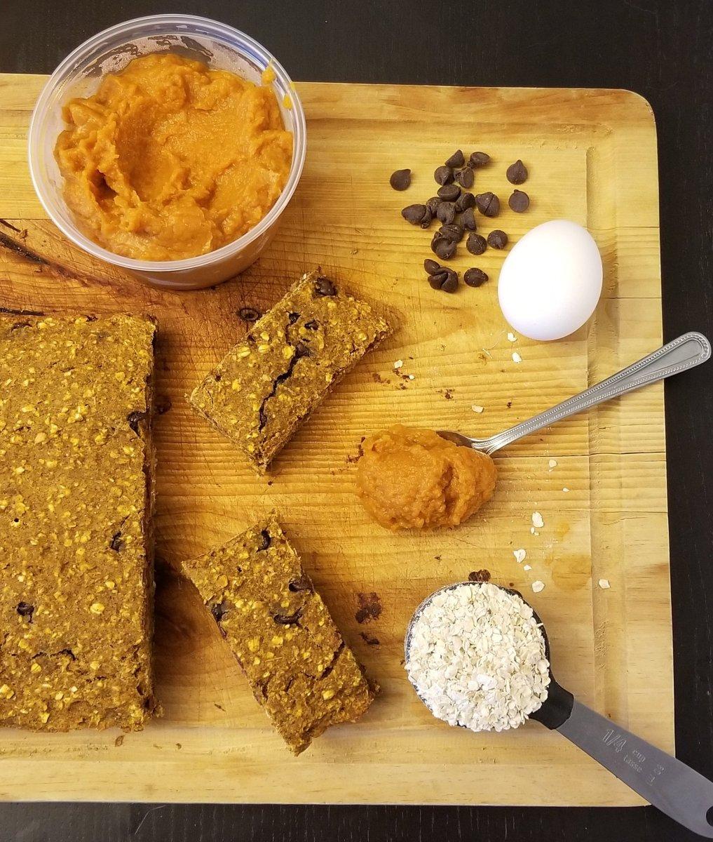 .@stephhfitness: Recipe: Pumpkin Pie Oatmeal Bars https://t.co/z0IQrr61Op https://t.co/vfKhf3geCn