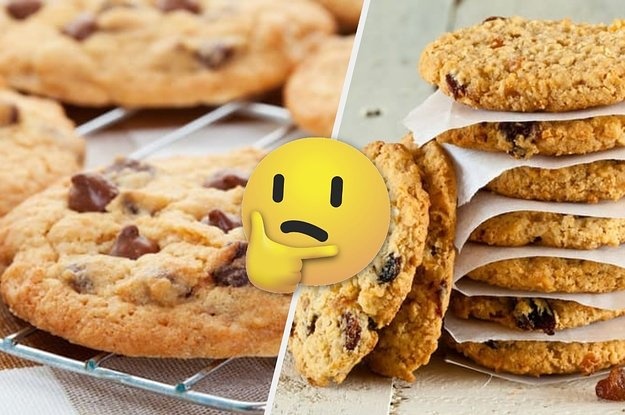 Are You A Chocolate Chip Cookie Or An Oatmeal Raisin Cookie? https://t.co/h9W5IGDbYo #yummy #foodie #delicious https://t.co/F3v0HrZJRB