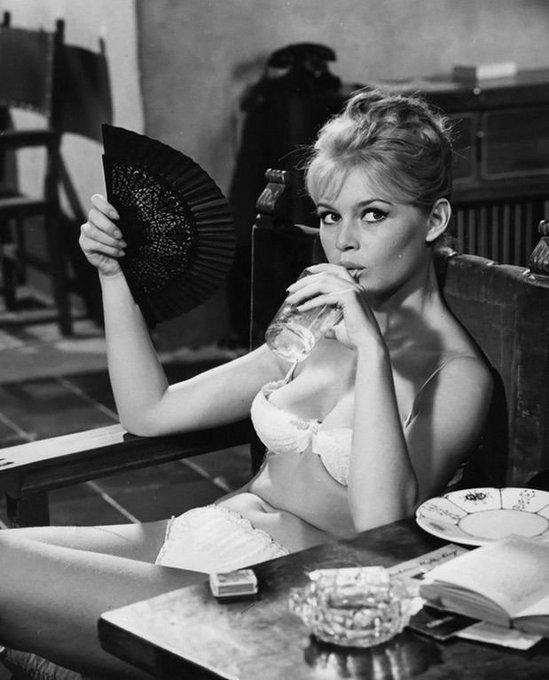 September 28      Happy Birthday!             Brigitte Bardot