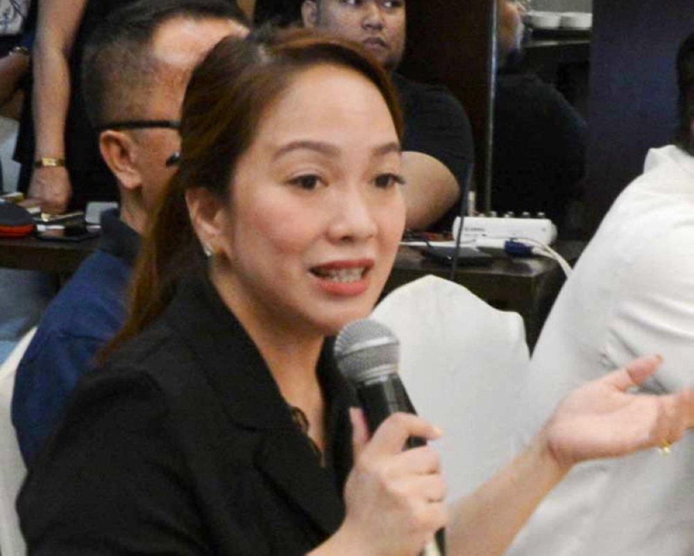 Prisca Niña Mabatid is the duly elected captain of Barangay Mabolo, Cebu City. | http://snstr.co/5v1