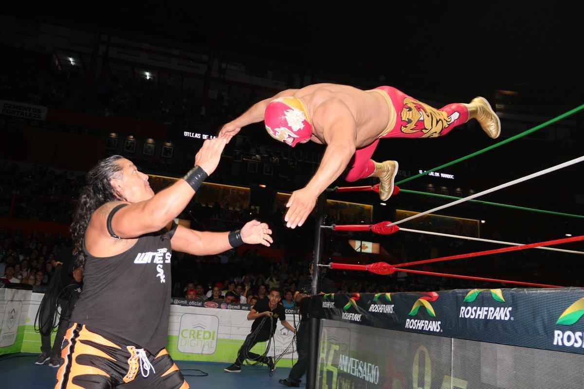 CMLL: Una mirada semanal al CMLL (Del 27 septiembre al 3 octubre de 2018) 2