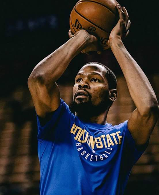 Good morning Kevin Durant and happy happy happy birthday and God bless you