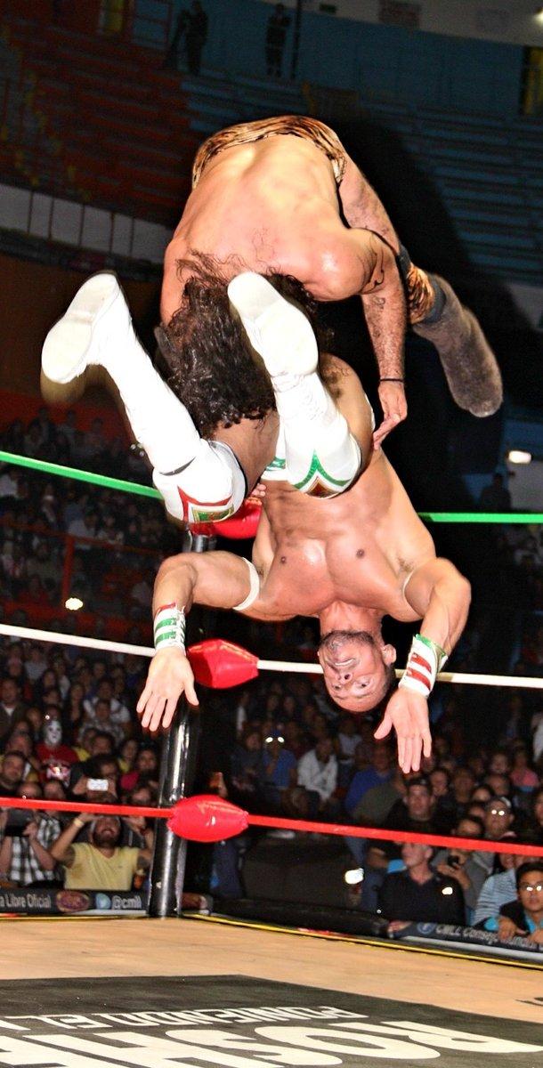 CMLL: Una mirada semanal al CMLL (Del 27 septiembre al 3 octubre de 2018) 4