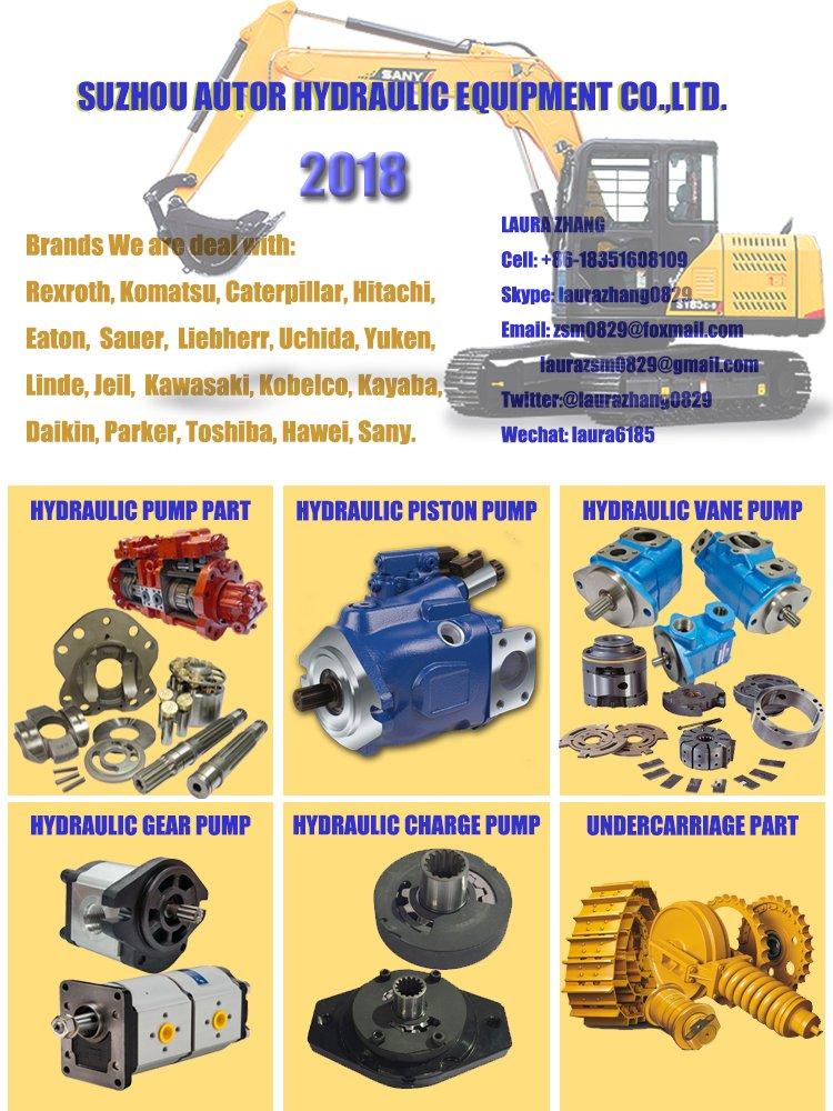Rexroth A7vo hydraulic Pump Manual