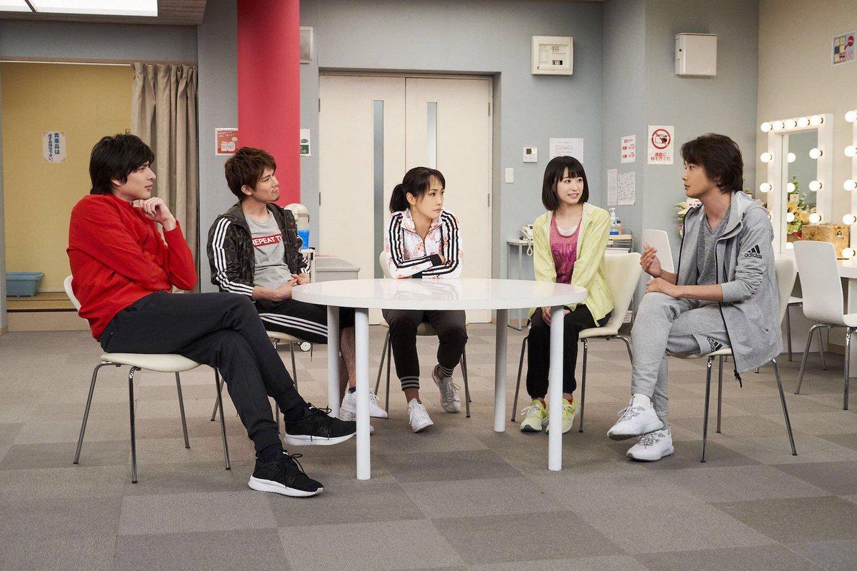 【今夜です初回放送】 グリブラ 第18話 は 唯月ふうか さん初登場のコント、井上芳雄 さん 北翔海