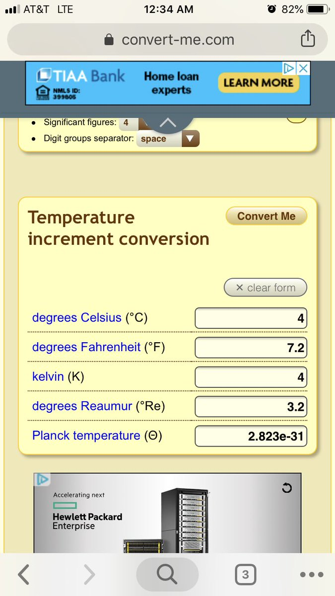 It Is 7 Degrees Fahrenheit The Articles Are Talking About Which Also 4 Celsius When Increases Its Different Math