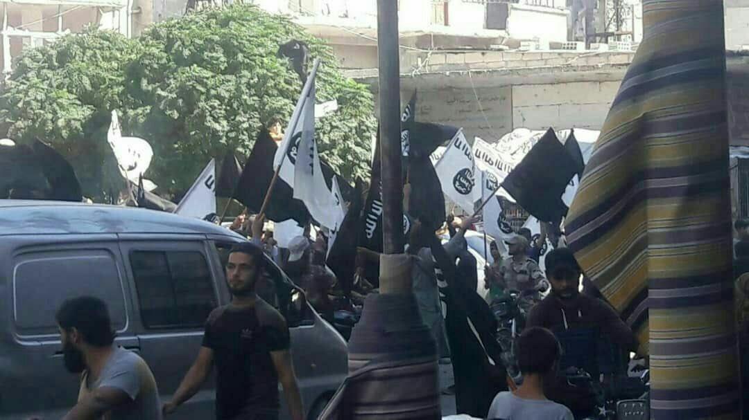 ИГИЛ протестует против Сочинских соглашений