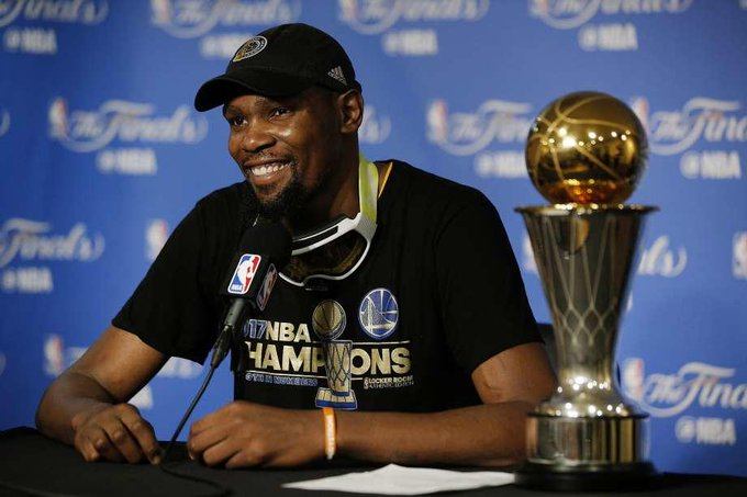 Happy Birthday Kevin Durant