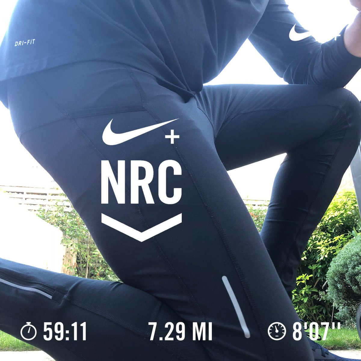 1c1659094b0c3 It was a running tights sort of a morning today, absolutely freezing ! #nrc  #nike #nikerunning #epicreact #nikerunclub #justdoit #runnersofinstagram ...