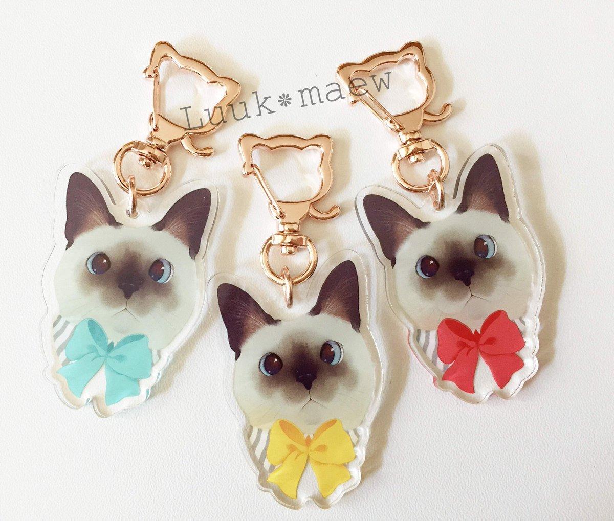 のべ子 On Twitter 屋号luukmaew 作家のべ子 愛猫をモデルに